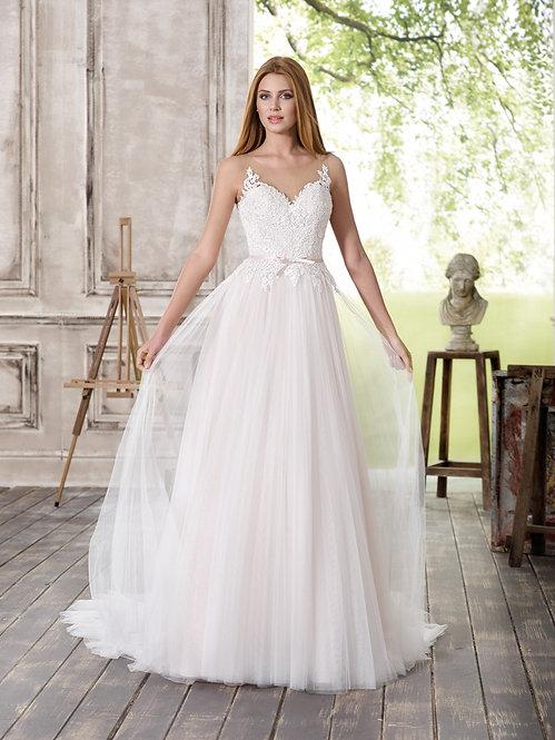 5215 - Vestido de Novia - Fara Sposa Novias