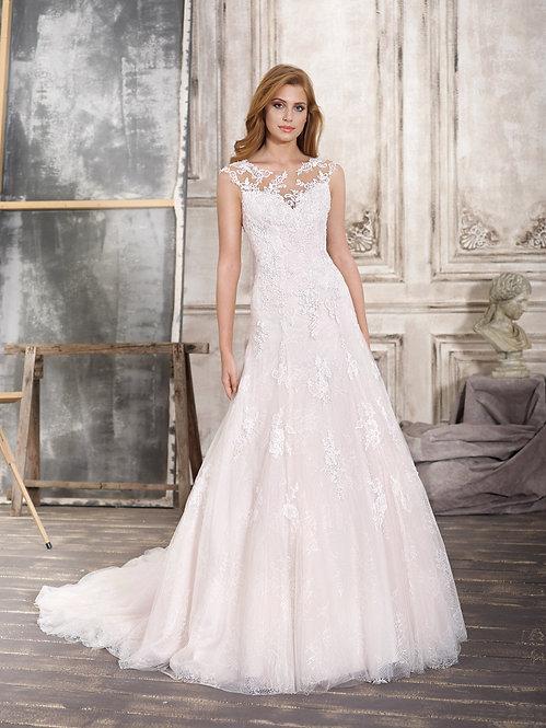 5234 - Vestido de Novia - Fara Sposa Novias