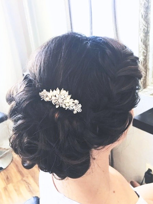 Traditional Bride Hair Package