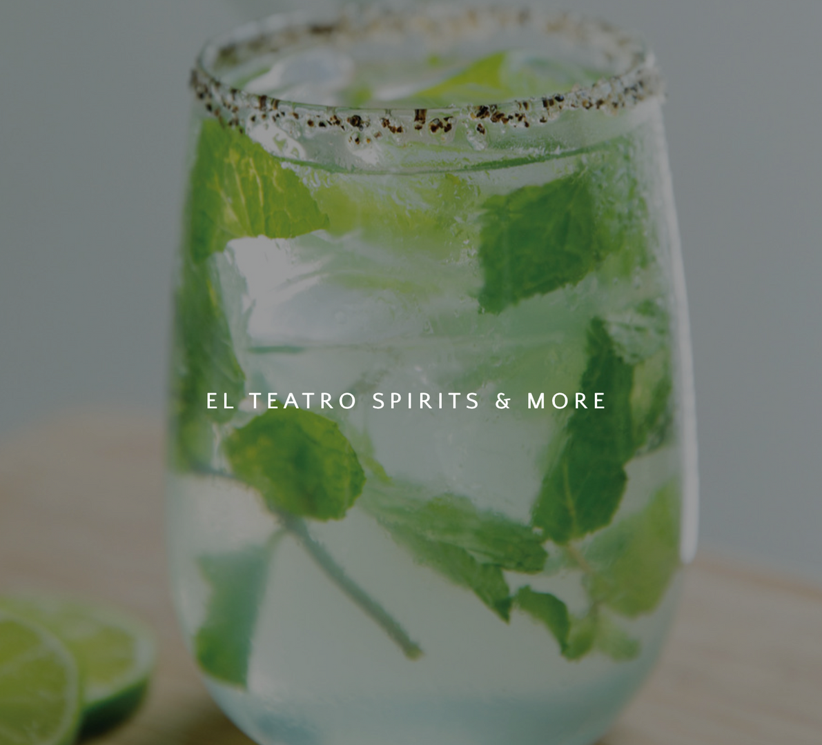 EL TEATRO SPIRITS & MORE