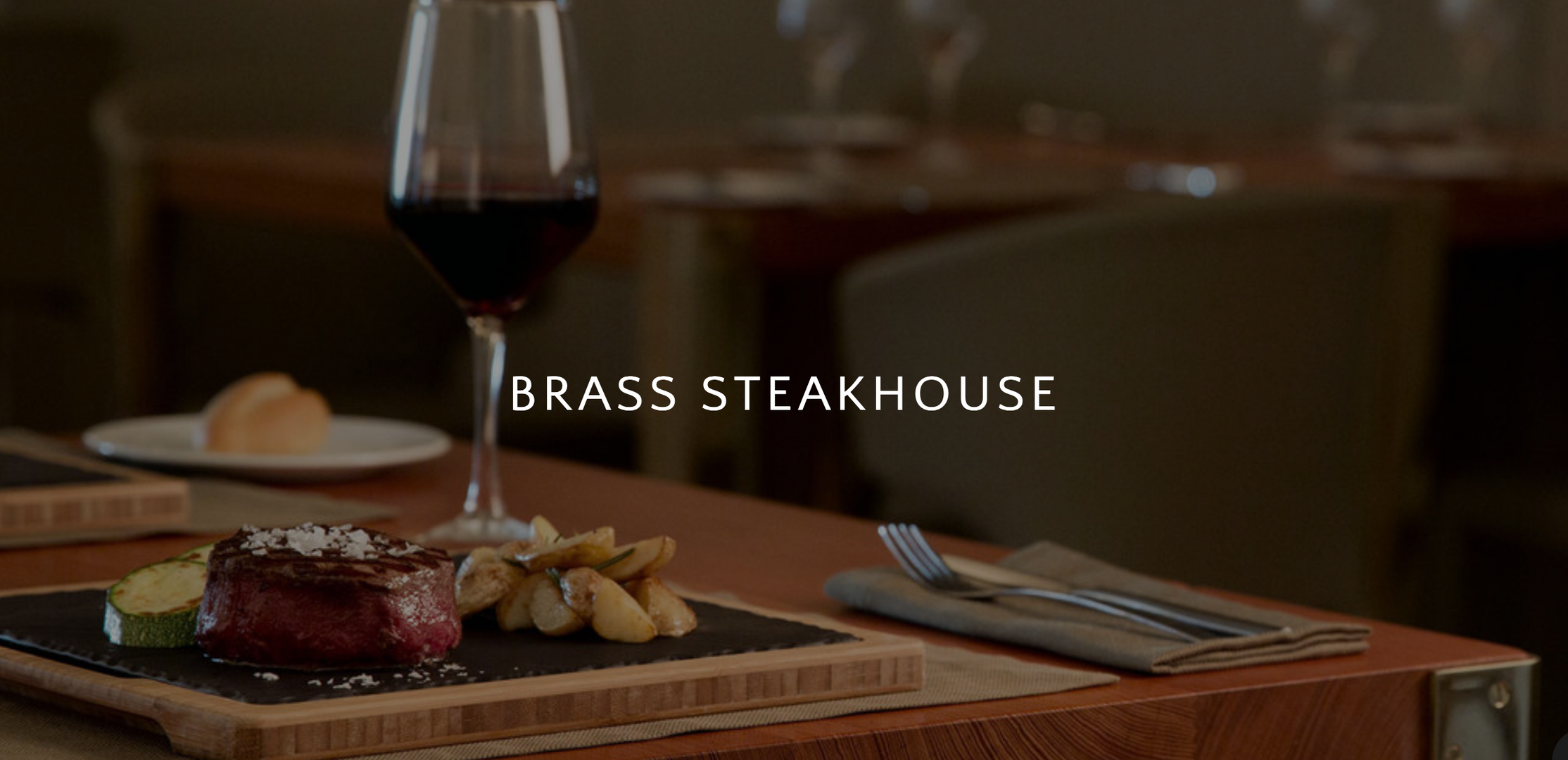 BRASS STEAKHOUSE