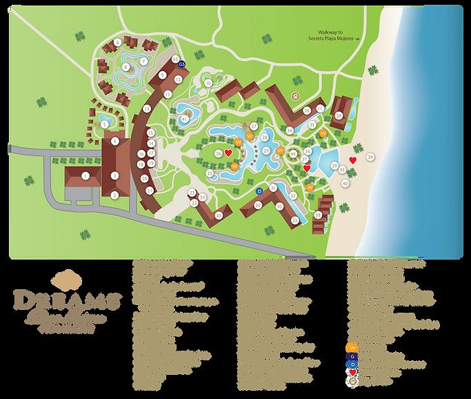 Dreams Playa Mujeres Map.png