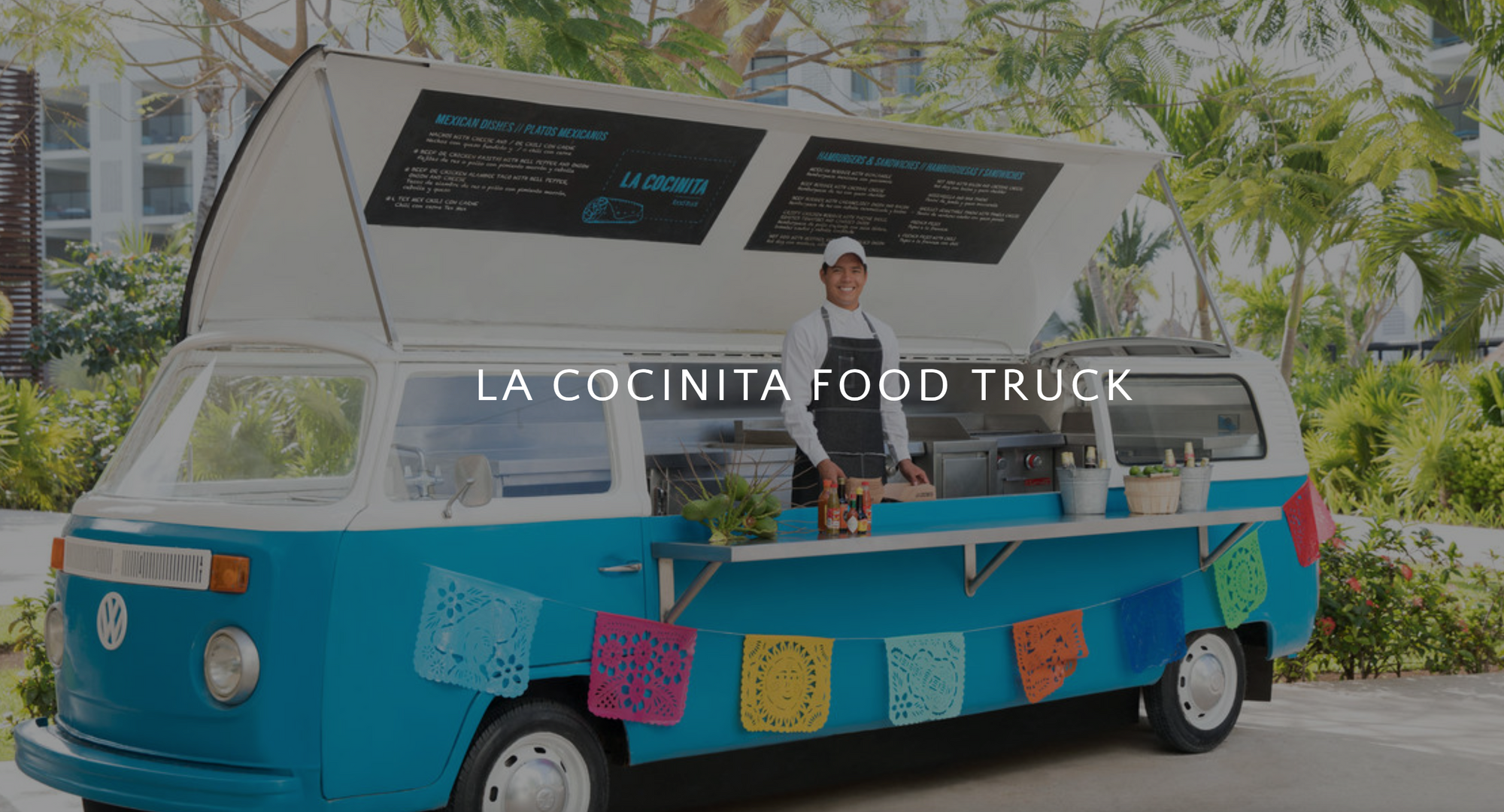 LA COCINITA FOOD TRUCK