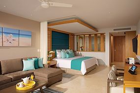 junior suite pool view dreams playa muje