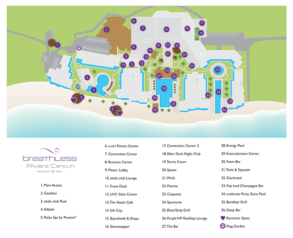 Breathless Riviera Cancun Map.png