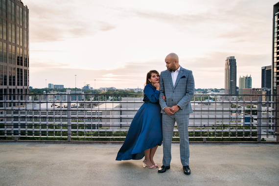 Future Mr. & Mrs. Brock