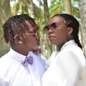 Future Mr. & Mrs. Louissaint