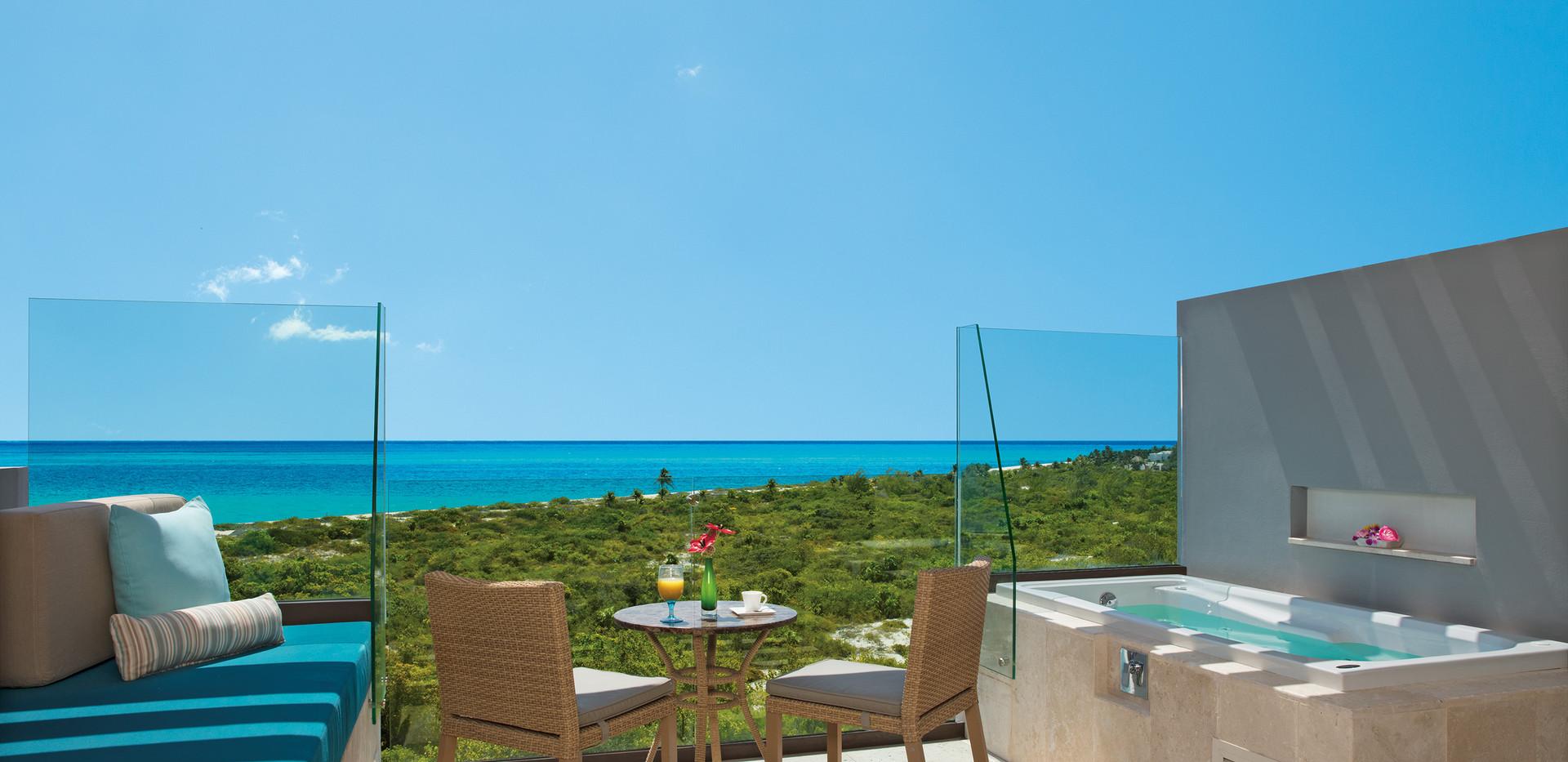 Junior Suite Ocean View