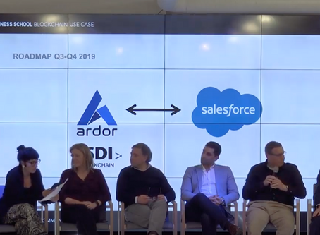 "Watch the Full ""Enterprise Adoption of Blockchain"" Event from Madrid Now"