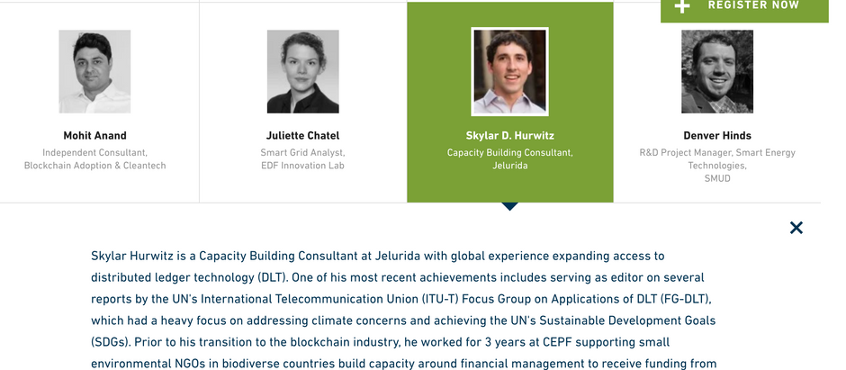 September 25 events send Skylar to NYC for Blockchain in Energy Forum 2019 panel and a free meetup