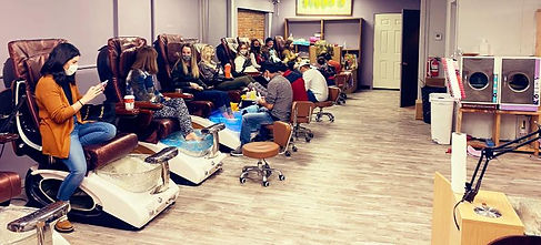 NailToepia Pedicure Chairs Kalispell Montana