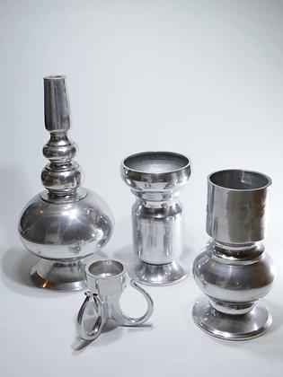Galerie Silbergefäße - Vasen