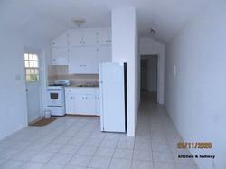 WAR003 kitchen & hall