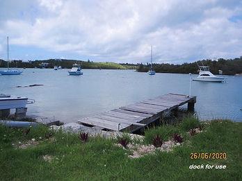 STD026 exterior water access & dock.JPG