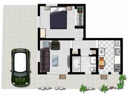 1f WAR006 floor plan