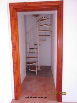 WAR110 spiral staircase (up)