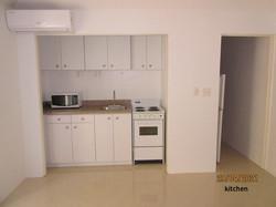 WAR112 kitchen living area