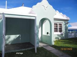 SMI020 exterior storage