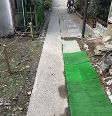 事例紹介 / 戸建用地 / 中央区月島