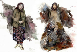 Delia Yuan Costume Design: kokum