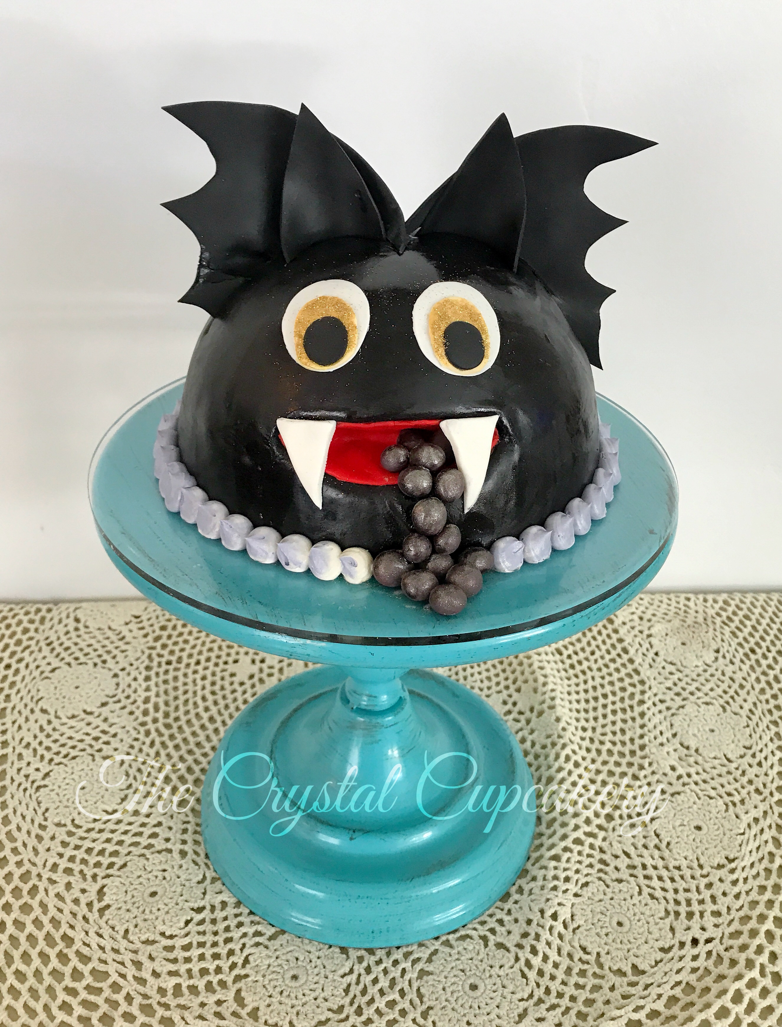 Silly Bat Cake