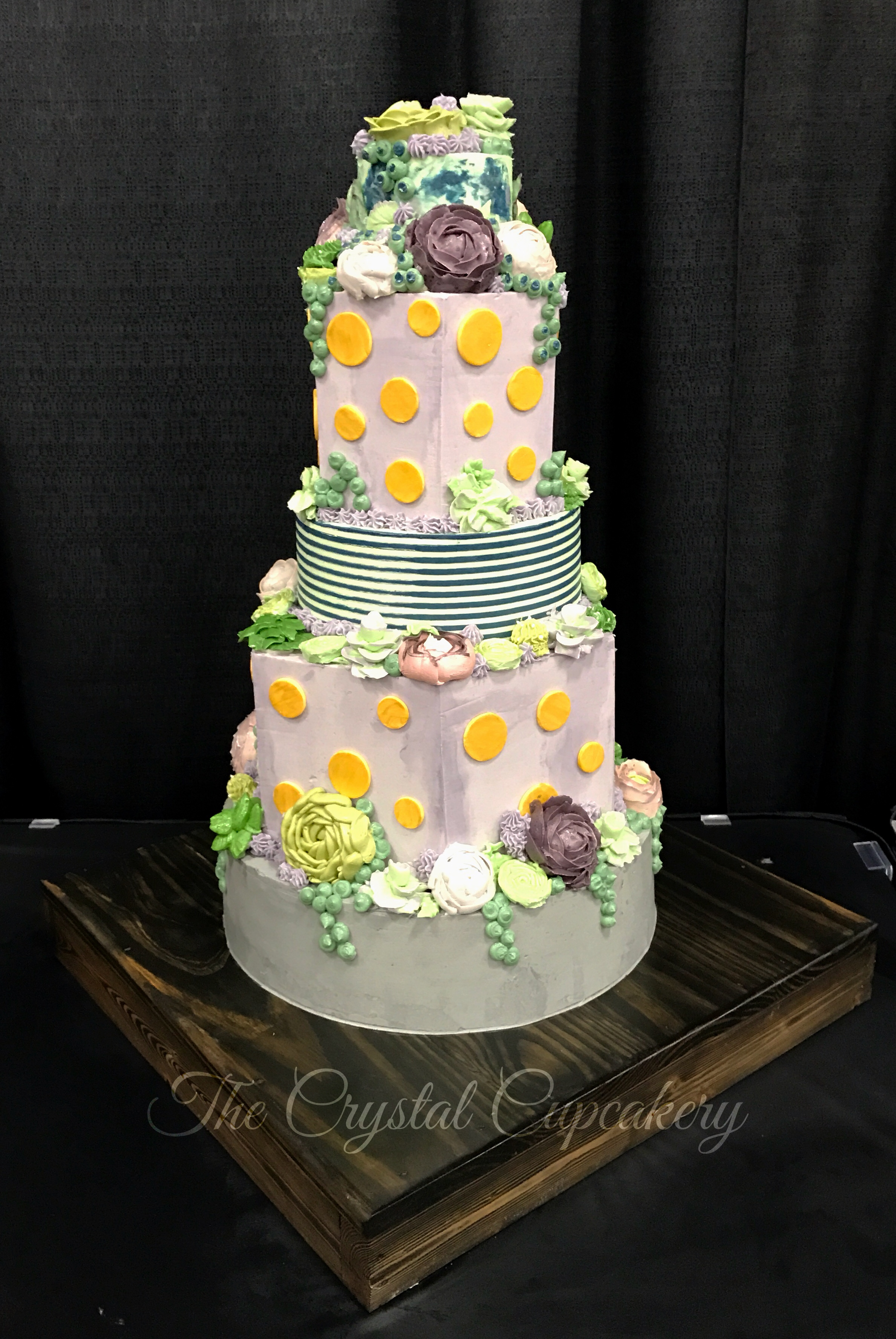 Cake Boss Competition Cake