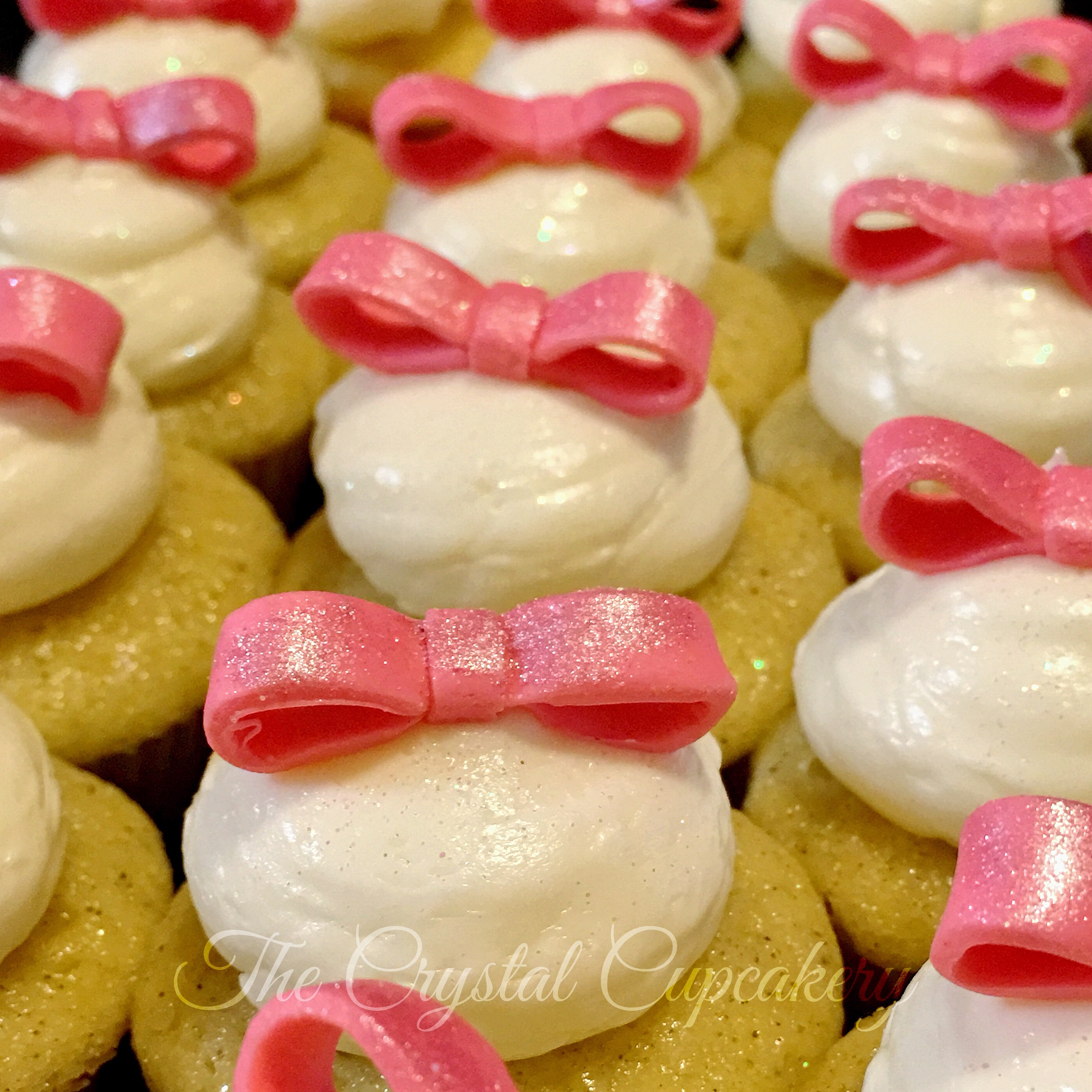 Fondant Bow Accents