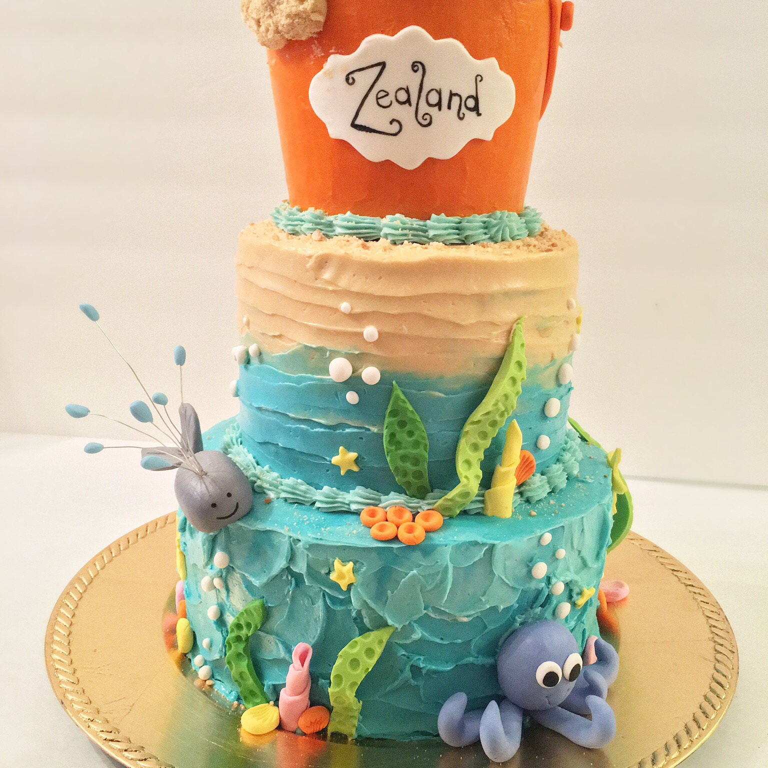 Beach Themed Birthday