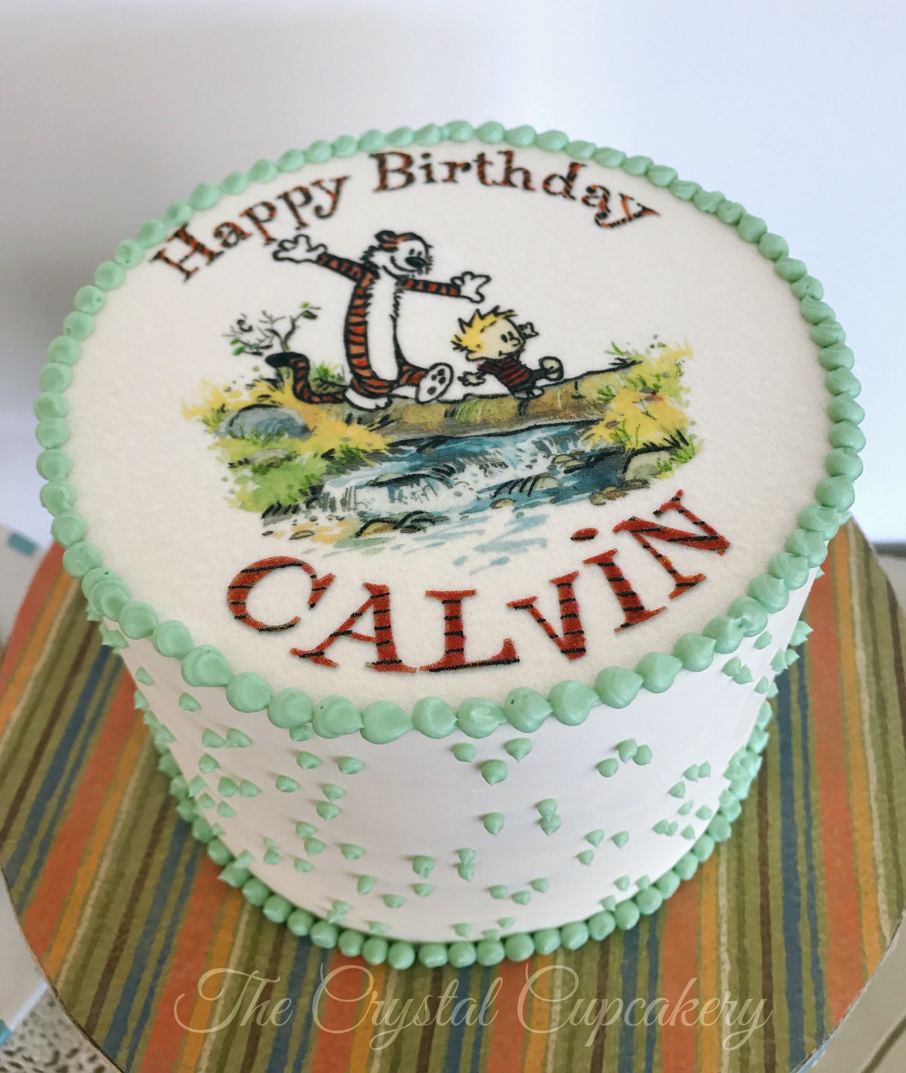 Calvin & Hobbes Birthday