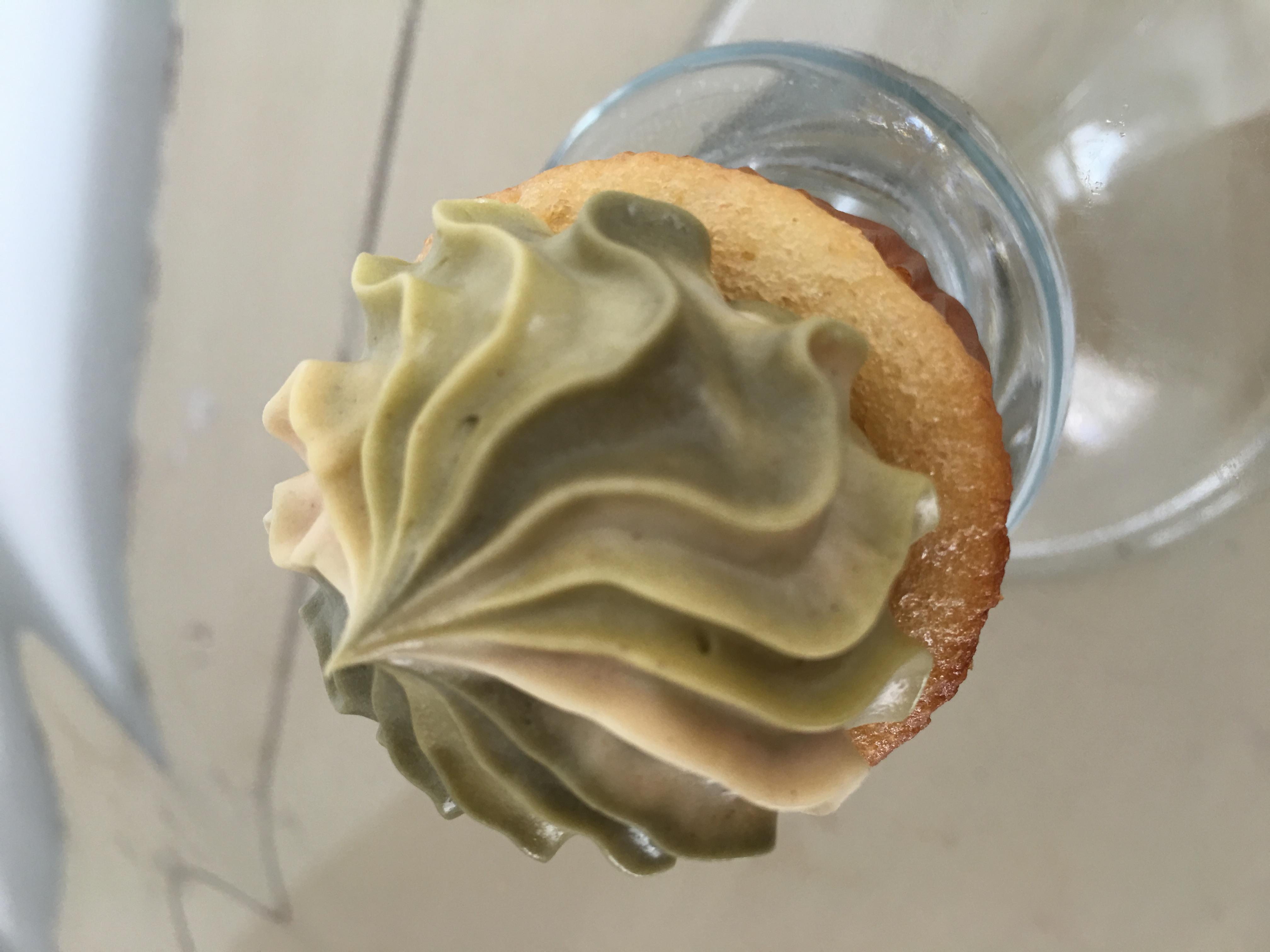 Camo Cupcake