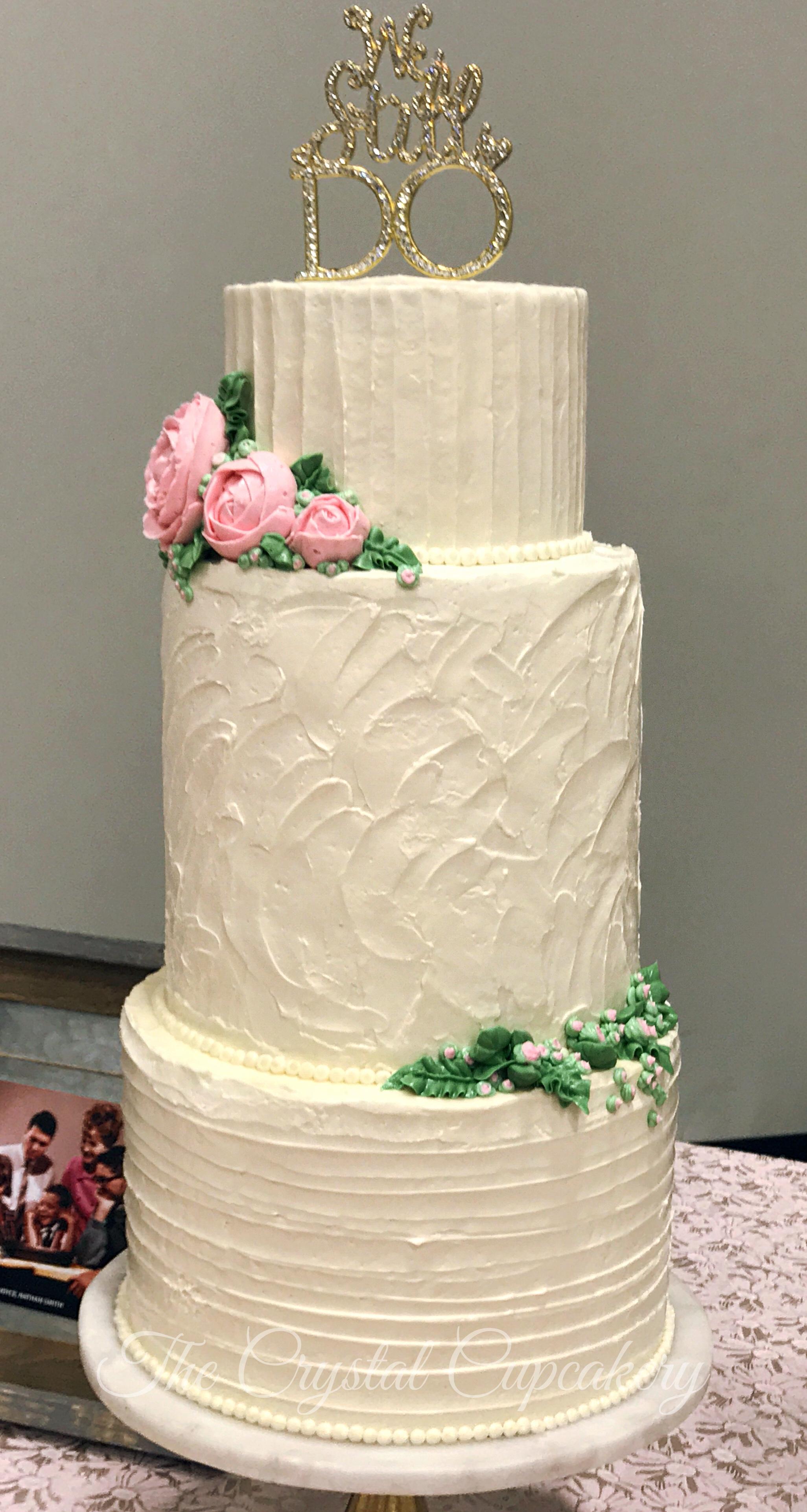 Extra Tall Anniversary Cake