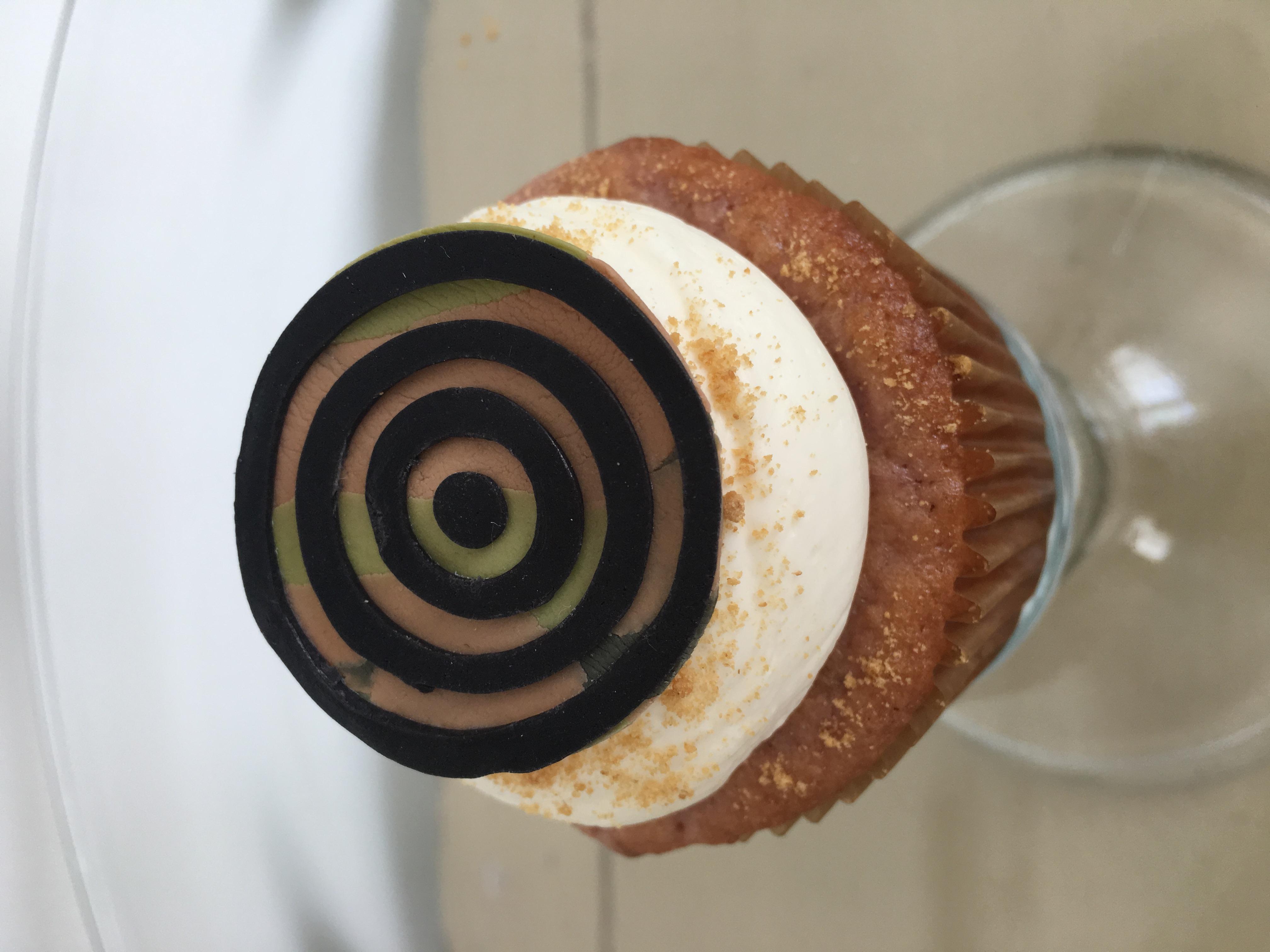 Target Cupcake