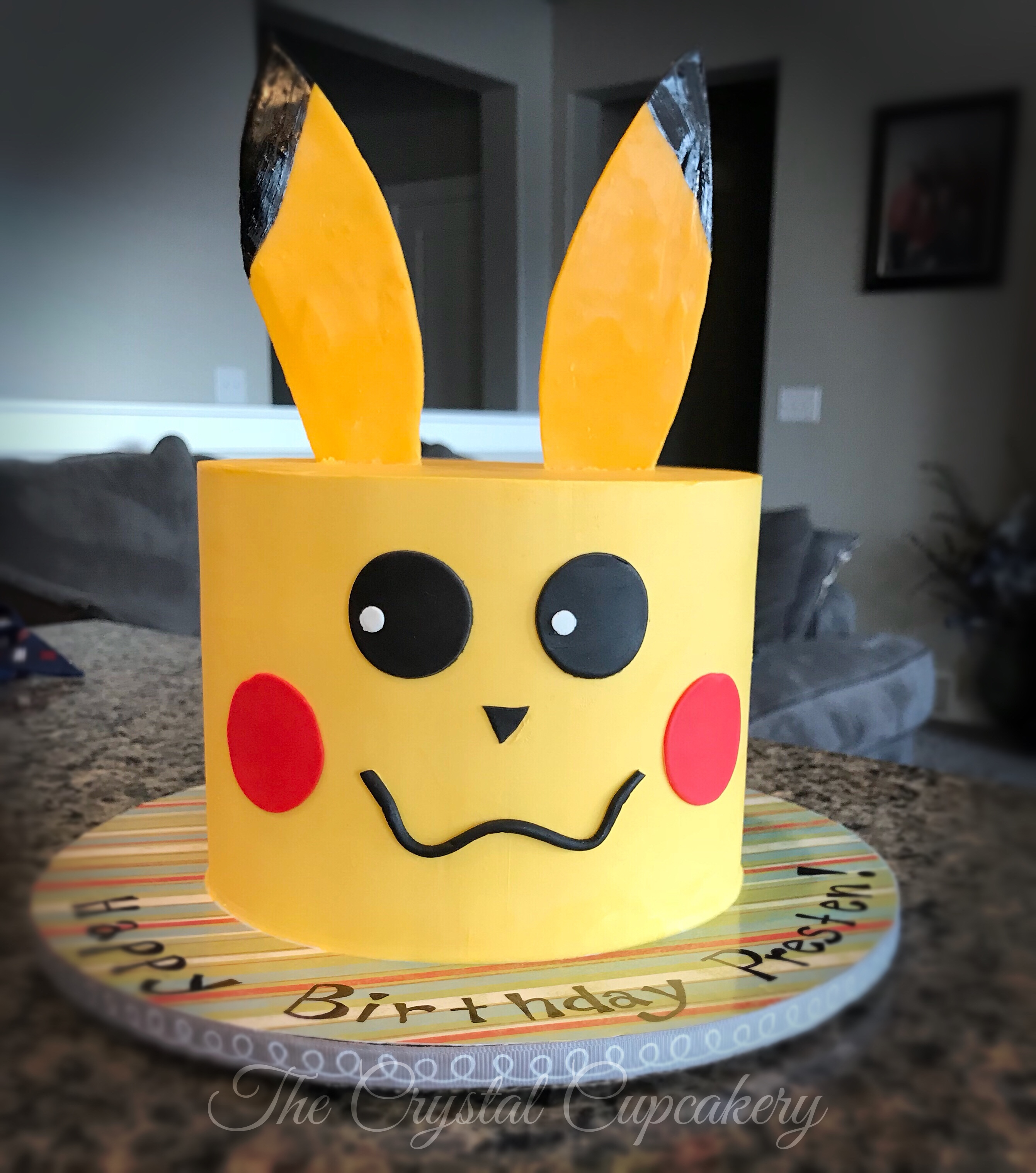Pokeman Birthday