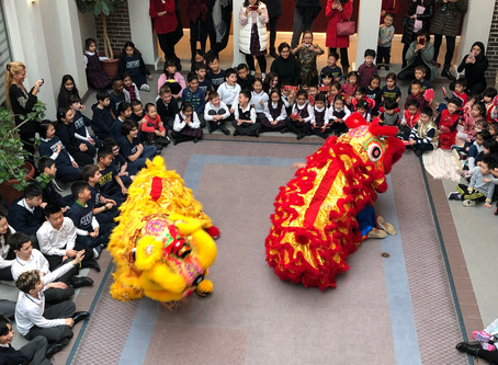 Century Celebrates Chinese New Year