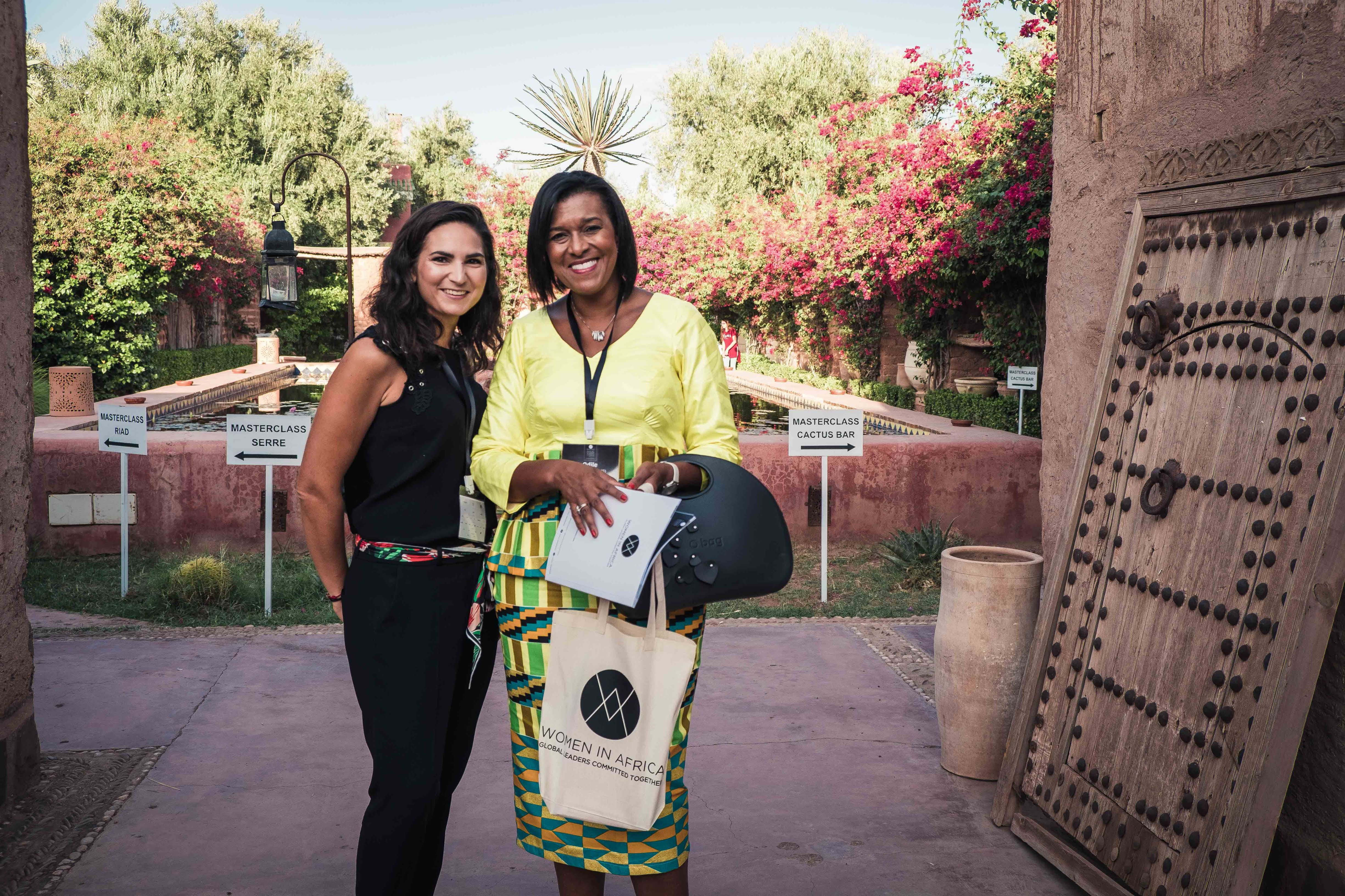 Women in Africa MARRAKECH 2018