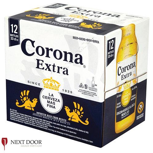 Corona Extra 12 X 330ml Bottle Box