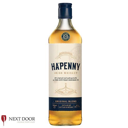Ha'Penny Irish Whiskey Original Blend 700ml