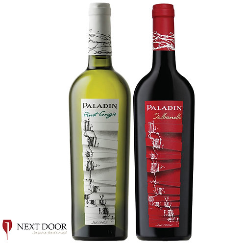 Paladin Pinot Grigio & Salbanello 750ml