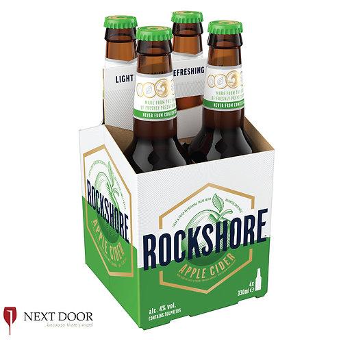 Rockshore Cider 4 X 330ml Bottle Pack