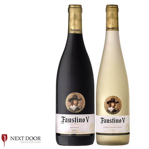 Faustino V Red & White 750ml