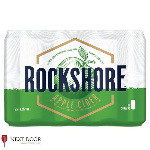 Rockshore Cider 8 X 500ml Can Pack