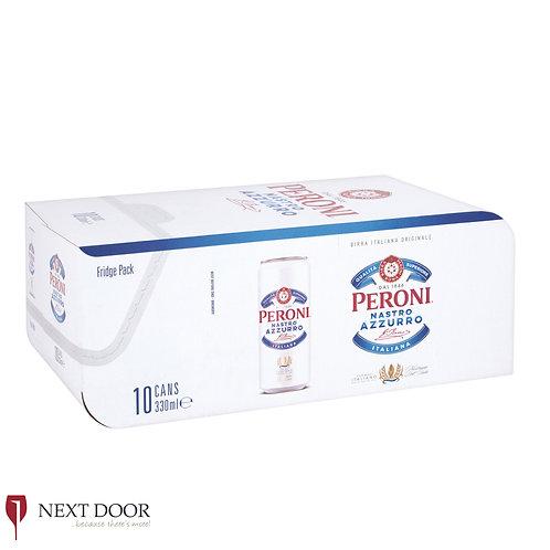 Peroni 10 X 330ml Can Pack