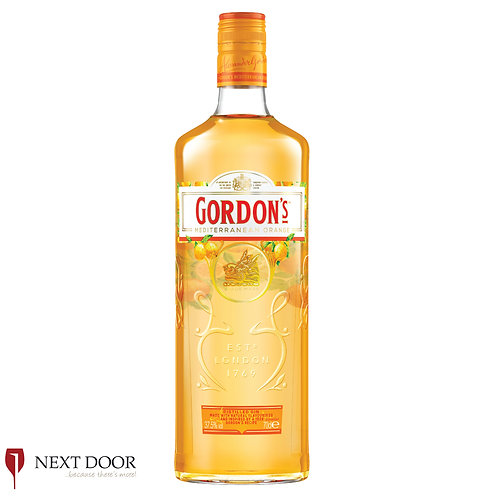 Gordons Mediterranean Orange 700ml