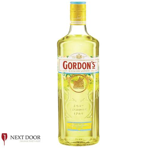 Gordon's Sicilian Lemon Gin 700ml