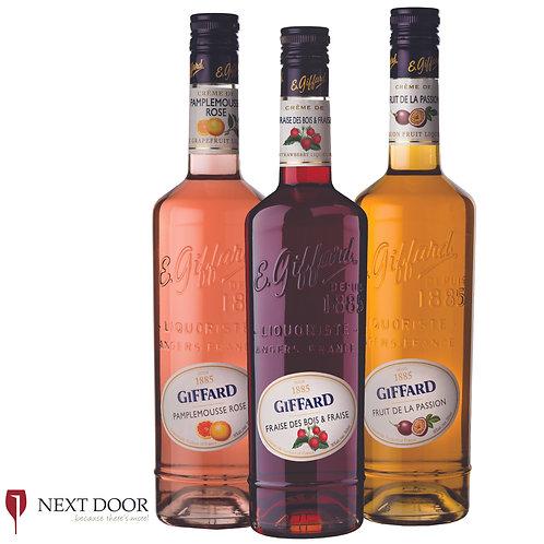Giffard Liqueurs 700ml