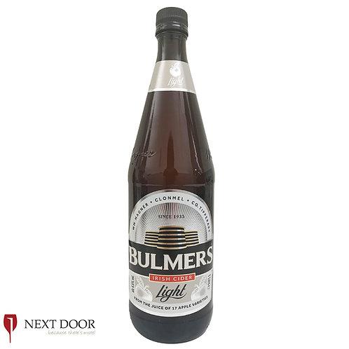 Bulmers Light Litre Bottle
