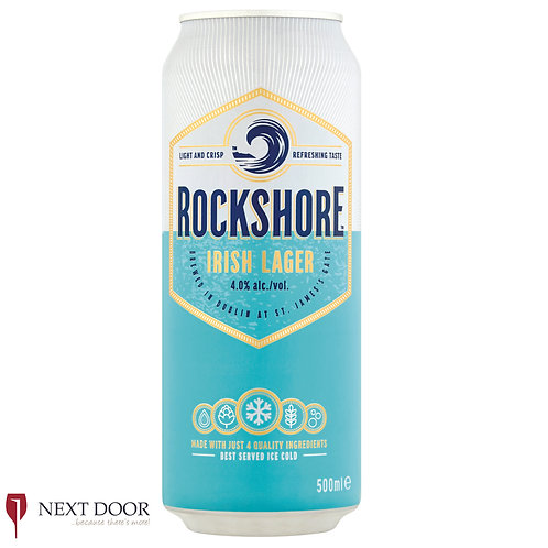 Rockshore 500ml Can