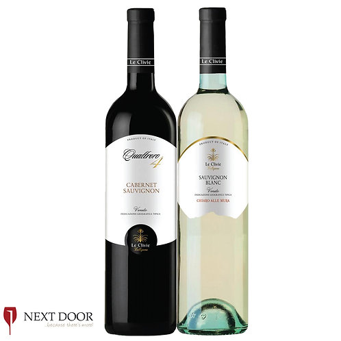 Le Clivie Cabernet Sauvignon & Sauvignon Blanc 750ml