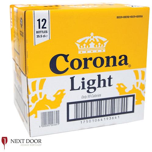 Corona Light 12 X 355ml Bottle Box