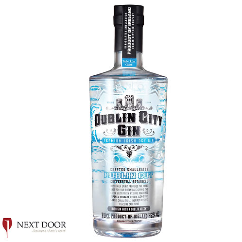 Dublin City Gin 700ml